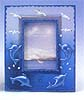 Dolphin & Seagulls Picture Frame