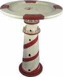 Hand Made Lighthouse Table