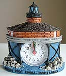 Seven Foot Knoll, Maryland Lighthouse Alarm Clock