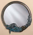 Manatee Wall Mirror