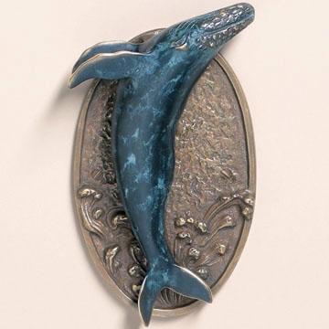 Whale door knocker dolphins unlimited - Whale door knocker ...